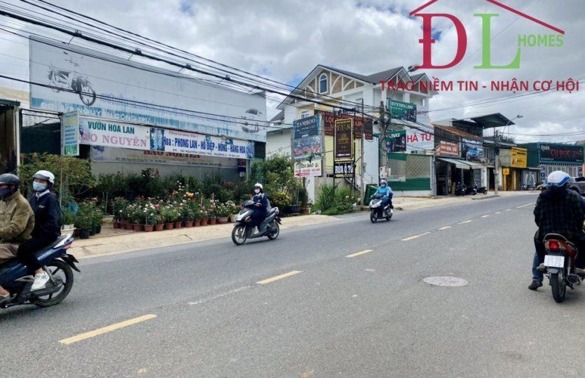 nhà mặt tiền Nguyễn Công Trứ Đà Lạt