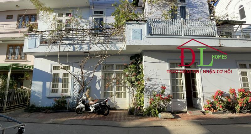 Bán căn nhà KQH Phan Đình Phùng P2 Đà Lạt ngay trung tâm