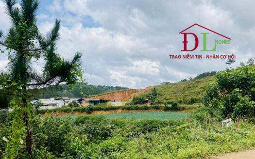 Bán đất KQH Măng Lin P7 Đà Lạt view đẹp thung lũng xanh