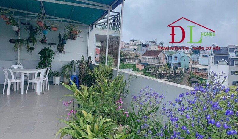 Bán biệt thự Nhà Chung phường 3 Đà Lạt ngay trung tâm.
