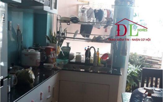 Bán căn hộ chung cư Yersin, phường 9, Đà Lạt