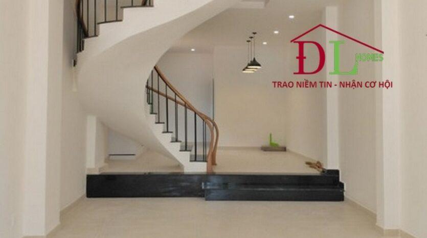 Bán căn nhà KQH Trần Anh Tông P8 Đà Lạt nhà mới xây thiết kế hiện đại