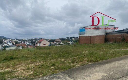 Bán đất Bạch Đằng, phường 7, Đà Lạt thích hợp nghỉ dưỡng