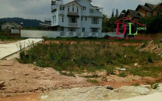 Bán lô đất hai mặt tiền hẻm An Bình P3 Đà Lạt giữa lòng thung lũng xanh