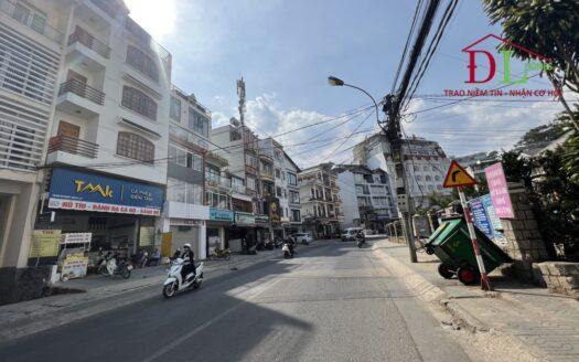 Bán đất mặt tiền Bùi Thị Xuân phường 2 Đà Lạt cách Hồ Xuân Hương 500m