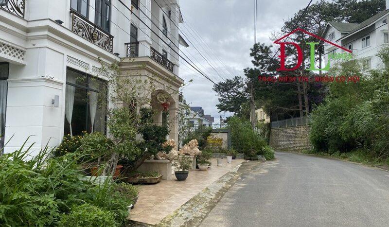 Bán đất mặt tiền Đặng Thái Thân, Phường 3, Đà Lạt view siêu đẹp.