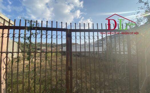 Bán lô đất mặt tiền Nguyễn Đình Quân P5 Đà Lạt vị trí đẹp kinh doanh