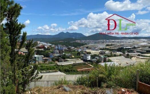 Bán lô đất Trịnh Hoài Đức P11 Đà Lạt view đẹp nghỉ dưỡng.