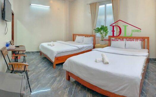 Bán khách sạn đang kinh doanh KQH Trần Lê, Phường 4, Đà Lạt.