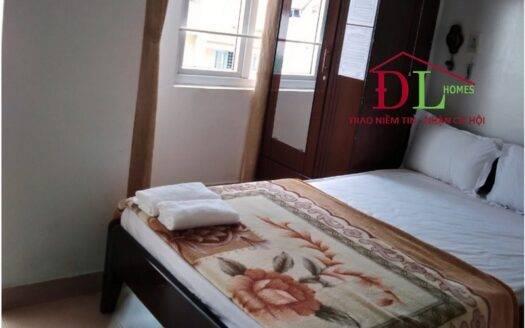 Bán khách sạn mặt tiền Lê Quý Đôn P5 Đà Lạt vị trí ngay trung tâm.
