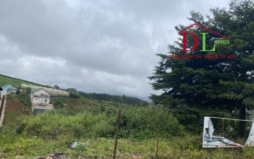 Bán lô đất Măng Lin P7 Đà Lạt view tuyệt đẹp giá đầu tư