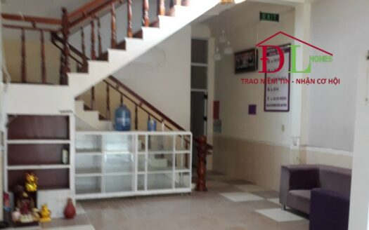Bán nhà Hai Bà Trưng, P6, Đà Lạt gần trung tâm