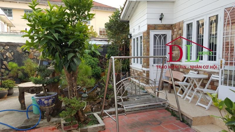 Bán nhà Yersin, phường 10, Đà Lạt an cư lập nghiệp.